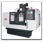 NBP Series Vertical Machining Center